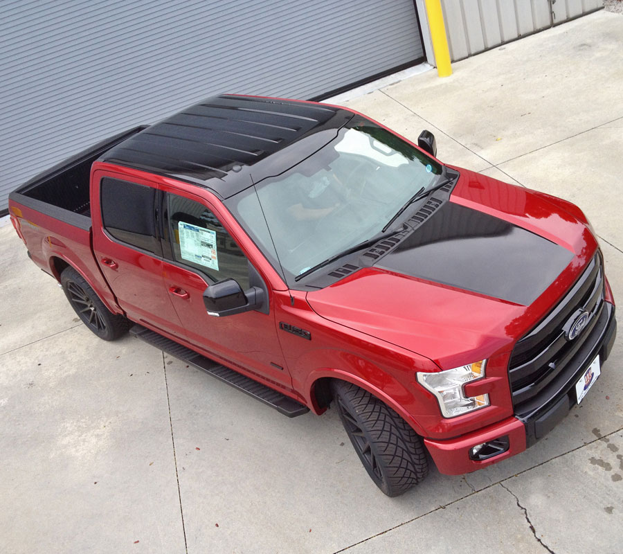 Car-Wrap-Roof-Ford-F150